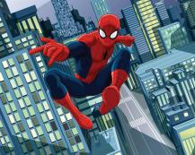 Tapeta 3D Walltastic - Spiderman 4